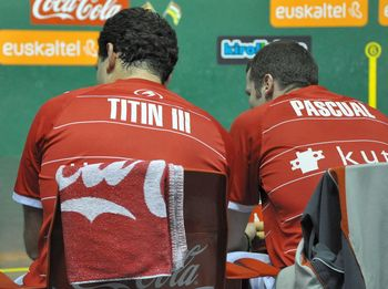 Titin and Pascual: giant killers
